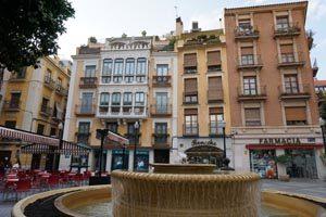 Disfruta de miles de tapas en la Plaza de las Flores, donde se concentran un sinfín de restaurantes y bares de tapas donde degustar la gastronomía de Murcia